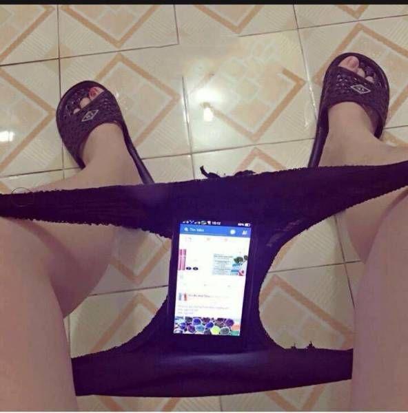Смешной фото Подставка для смартфона